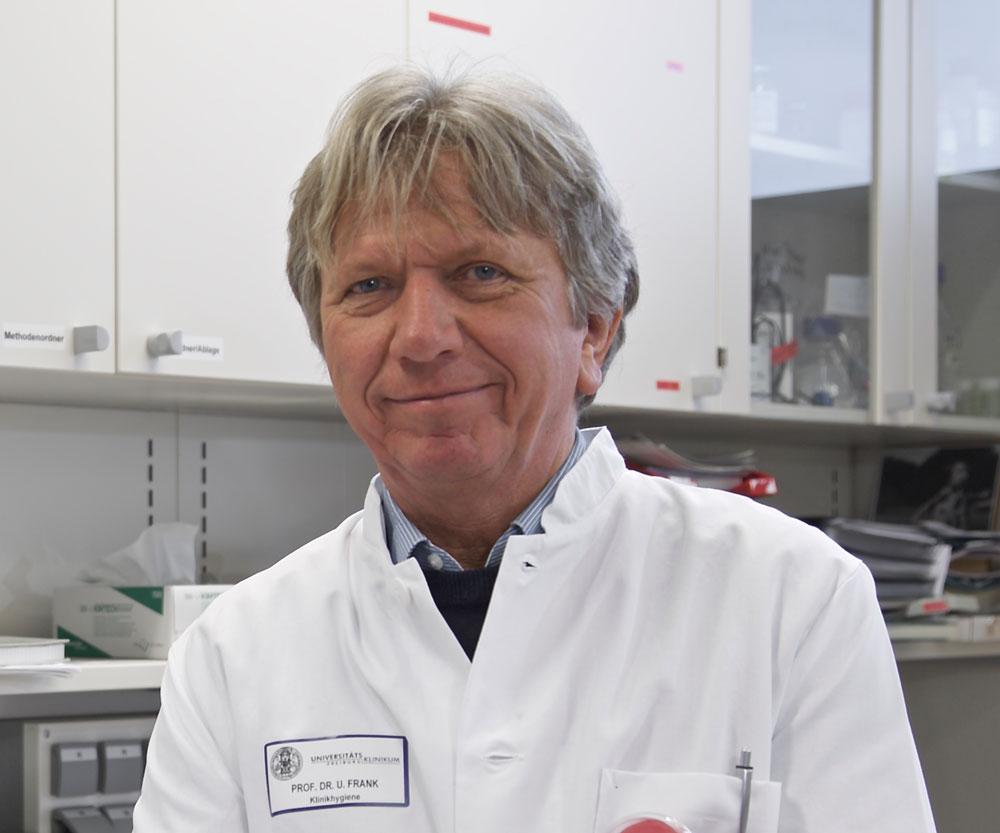 Prof. Dr. med. Uwe Frank Geschäftsführer